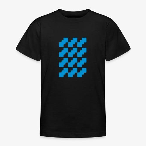 Fluid logo - Maglietta per ragazzi