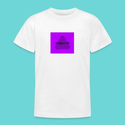 2018 logo - Teenage T-Shirt