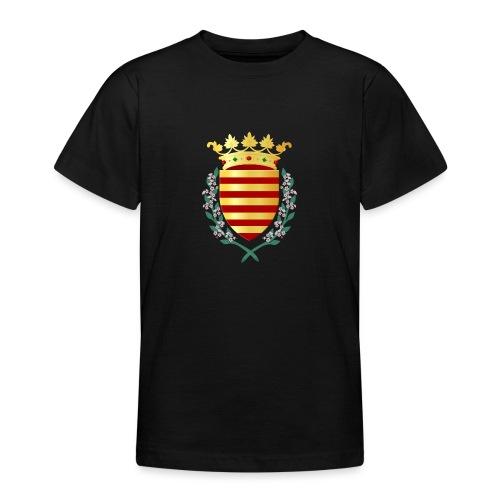 Wapenschild Borgloon - Teenager T-shirt