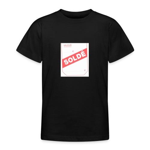 soldé - T-shirt Ado