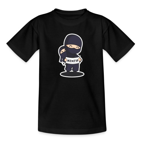 ninja 3106460 1280 - Teenager T-Shirt
