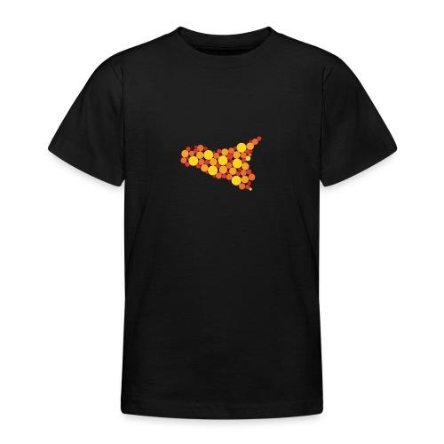 logo sicilia piccolo - Maglietta per ragazzi