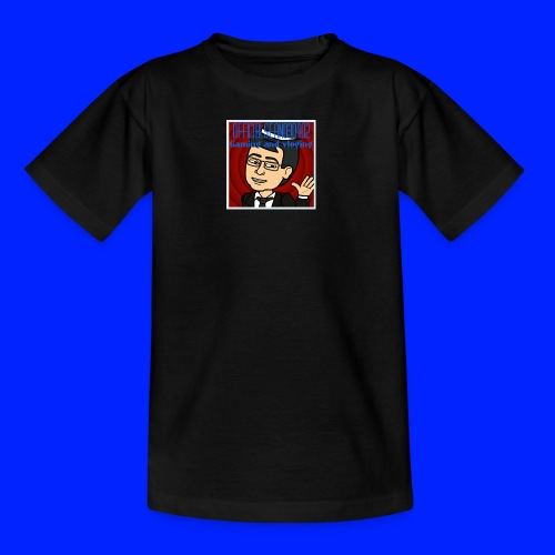 logo 1 jpg - Teenage T-Shirt
