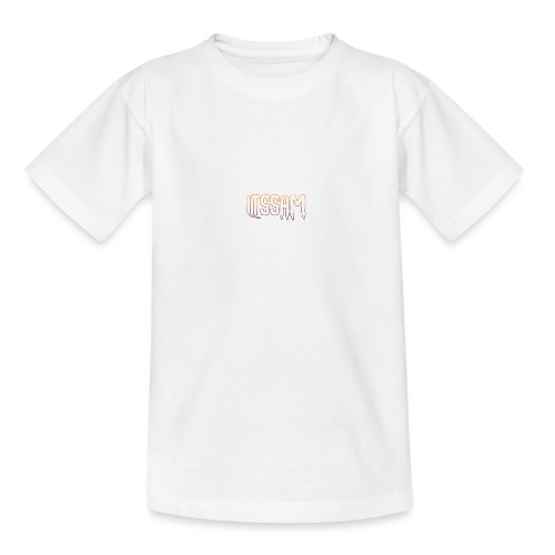 ItsSam Original Logo - Teenage T-Shirt