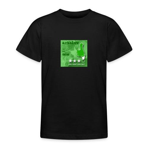 DES GEHT UNS GUT Cover - Teenager T-Shirt