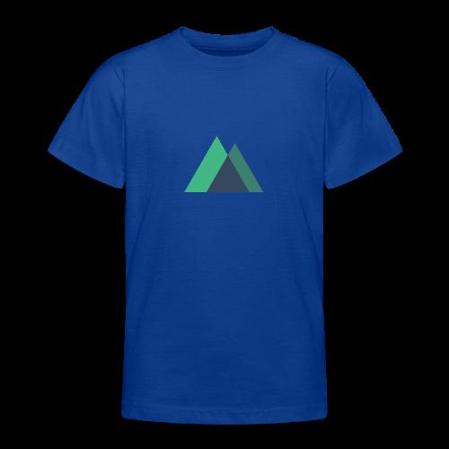 Mountain Logo - Teenage T-Shirt