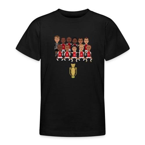 An invincible team squad - Teenage T-Shirt