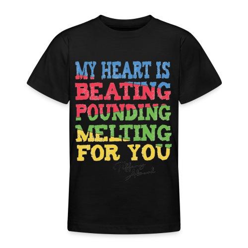 MHI Lyrics - Teenage T-Shirt