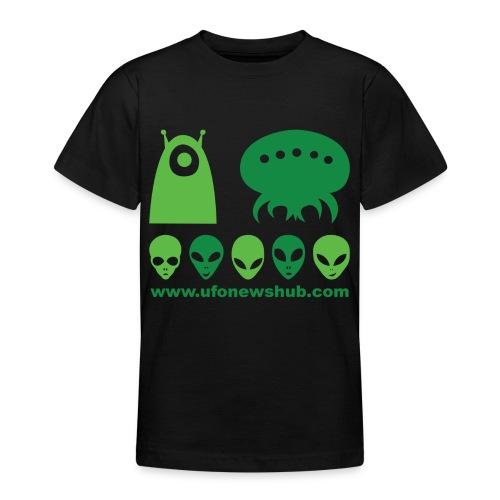 ufonewshubtee - Teenage T-Shirt