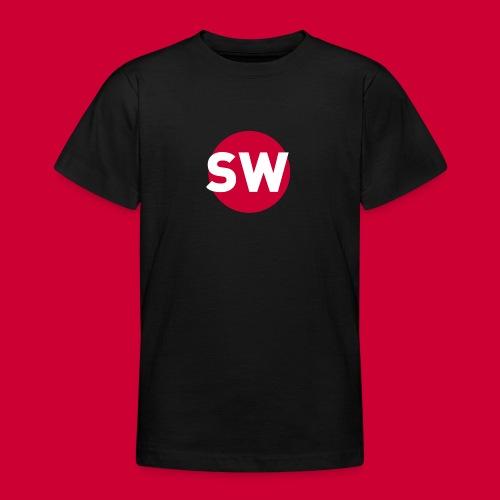 SchipholWatch - Teenager T-shirt