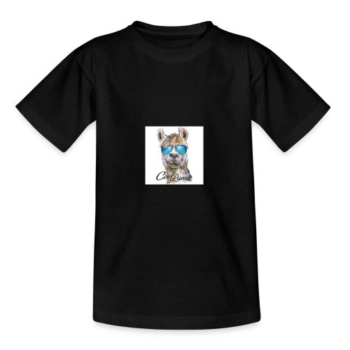 Cool Lama - Teenager T-Shirt