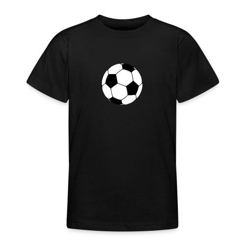 fussball - Teenager T-Shirt