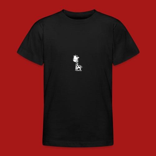 CuteBaby Giraf - Teenager-T-shirt