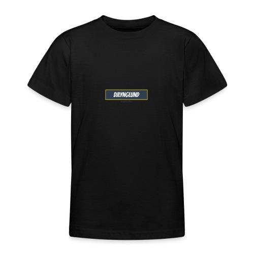 DJLynglund - T-skjorte for tenåringer