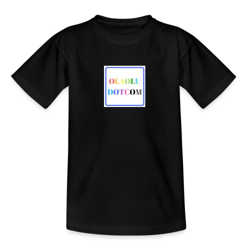 OLAOLUDOTCOM - Teenage T-Shirt