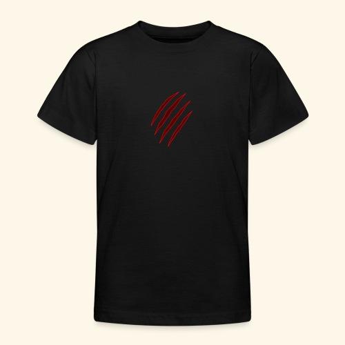 garras - Camiseta adolescente