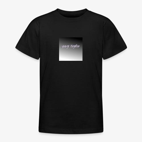 gary taylor OFFICIAL .e.g - Teenage T-Shirt