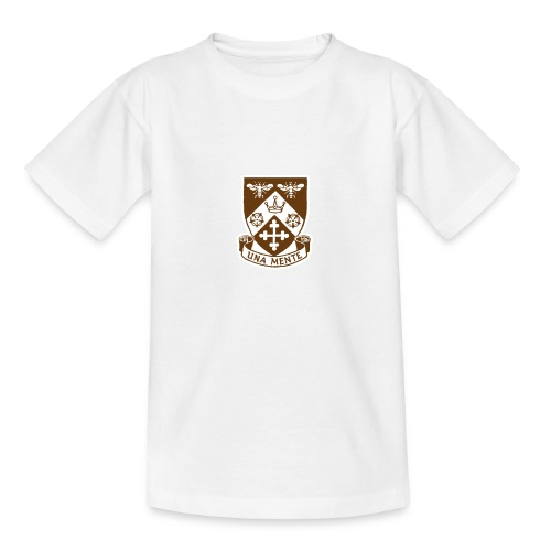 Borough Road College Tee - Teenage T-Shirt