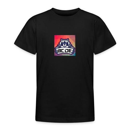 bcde_logo - Teenager T-Shirt