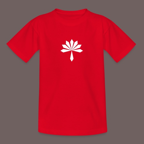 GBIGBO zjebeezjeboo - Rock - Fleur - T-shirt Ado