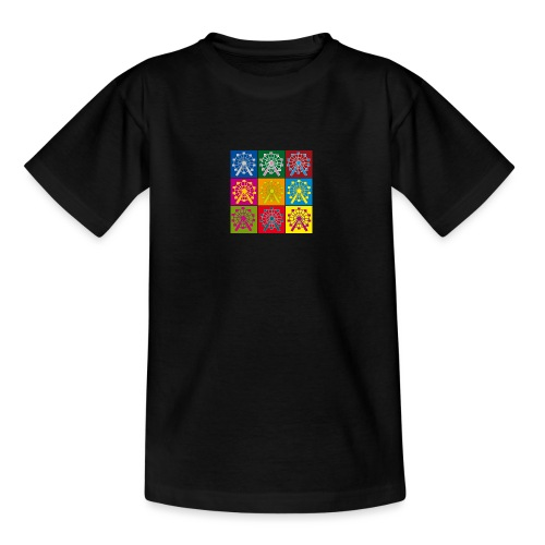 Wien Riesenrad - Teenager T-Shirt