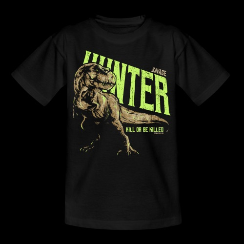 Dinosaurier Tyrannosaurus rex - Teenager T-Shirt