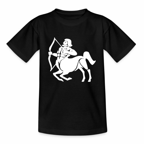 Das beste Sternzeichen ist der Schütze - Teenager T-Shirt