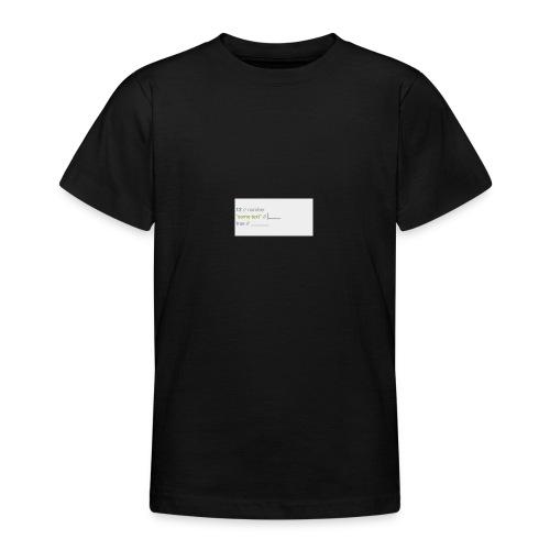 code - T-shirt Ado