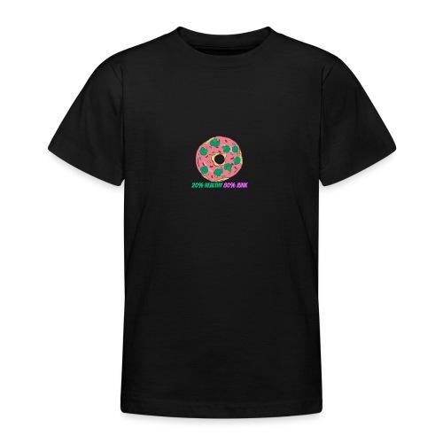 20%Healthy 80%Junk - T-shirt Ado