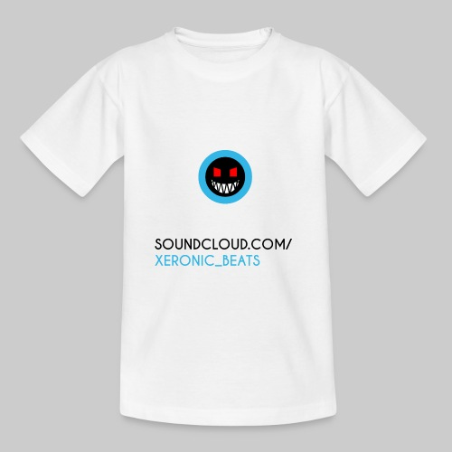 XERONIC LOGO - Teenage T-Shirt
