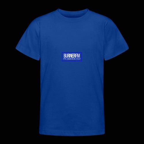 BurnerFM Hier Sürst du den Sound - Teenager T-Shirt