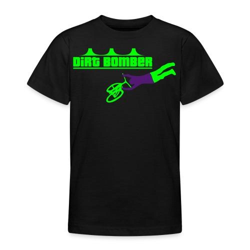 Dirtbomber Logos 0809 - Teenager T-Shirt