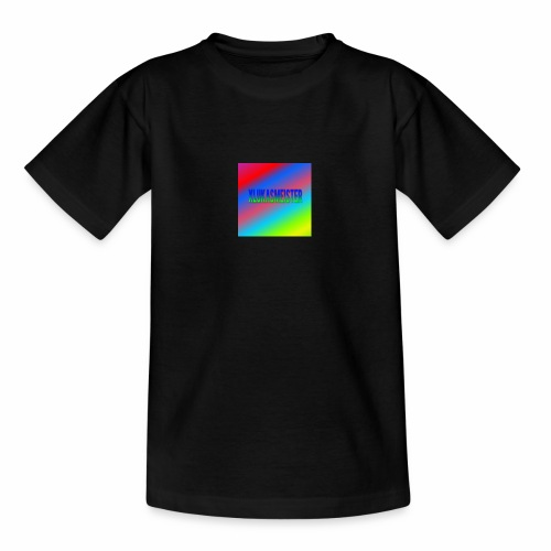 Lukas Minecraft Navn - Teenager-T-shirt