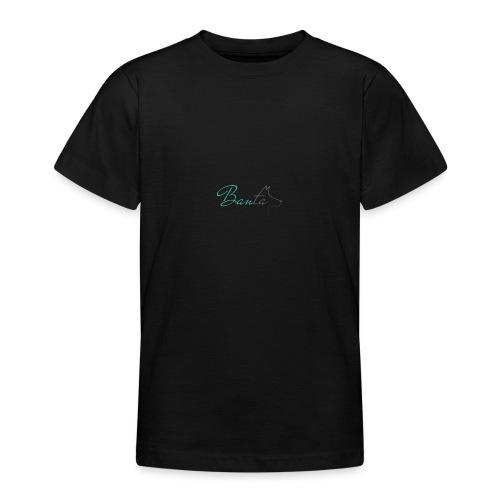Banta Logo medium - Teenage T-Shirt