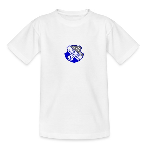 logo sehr gross - Teenager T-Shirt