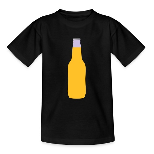 Bierflasche - Teenager T-Shirt