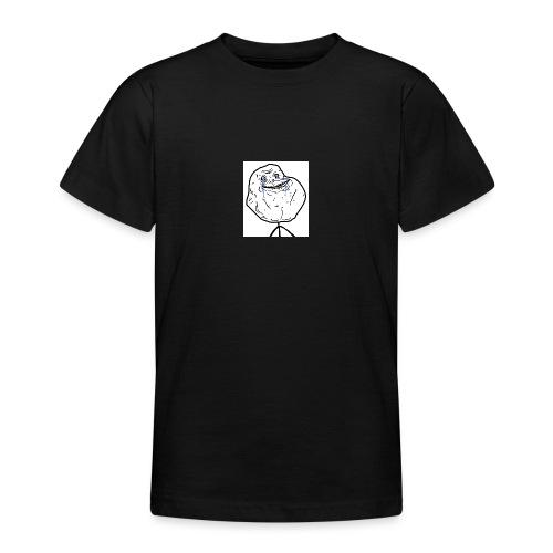 troll face - Teenage T-Shirt