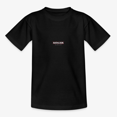 The True Fan Of Hadalson - Teenage T-Shirt