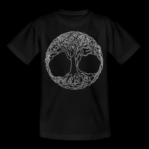 Tree of Life - Teenage T-Shirt