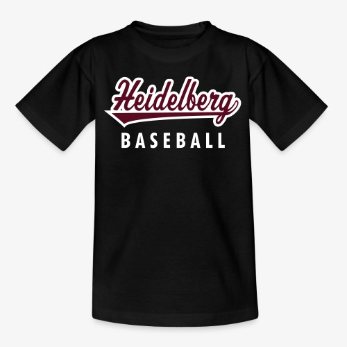 Heidelberg Baseball 2c - Teenager T-Shirt