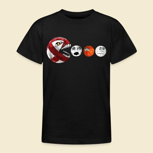 Radball | Cycle Ball RedMan - Teenager T-Shirt