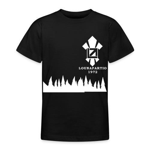louvaatelogo - Nuorten t-paita