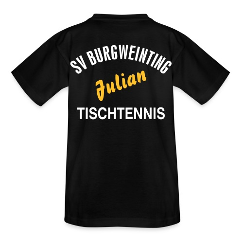 SV Burgweinting Julian - Teenager T-Shirt