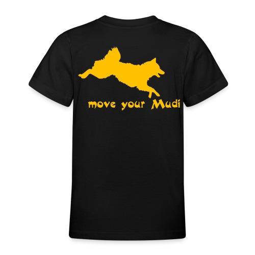 moyomu orange - Teenage T-Shirt
