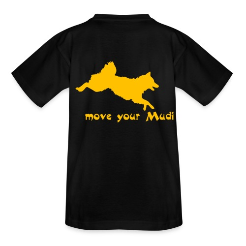 moyomu orange - Teenage T-Shirt