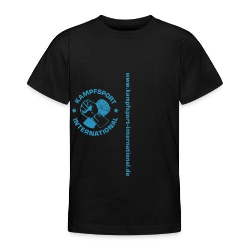 kiwebsite - Teenager T-Shirt