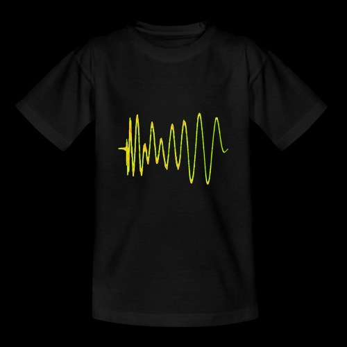 Boom 909 Drum Wave - Teenage T-Shirt