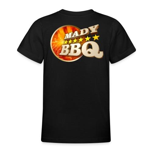 madybbq 150dpi - Teenager T-Shirt