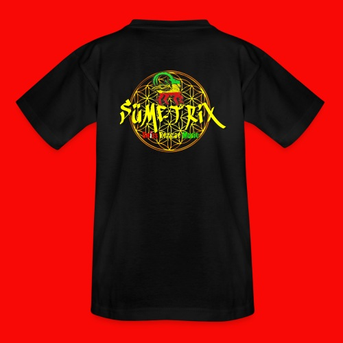 SÜMETRIX FANSHOP - Teenager T-Shirt