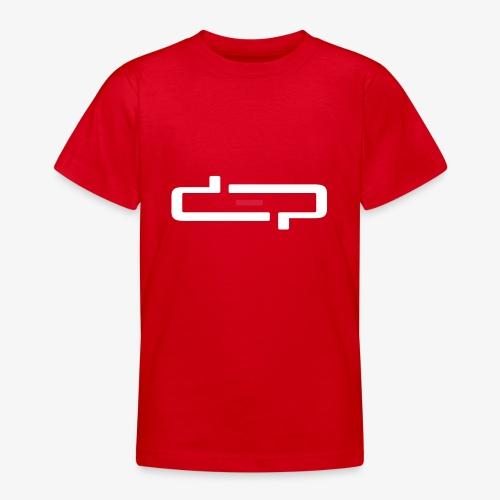 deplogo1neg red - T-skjorte for tenåringer